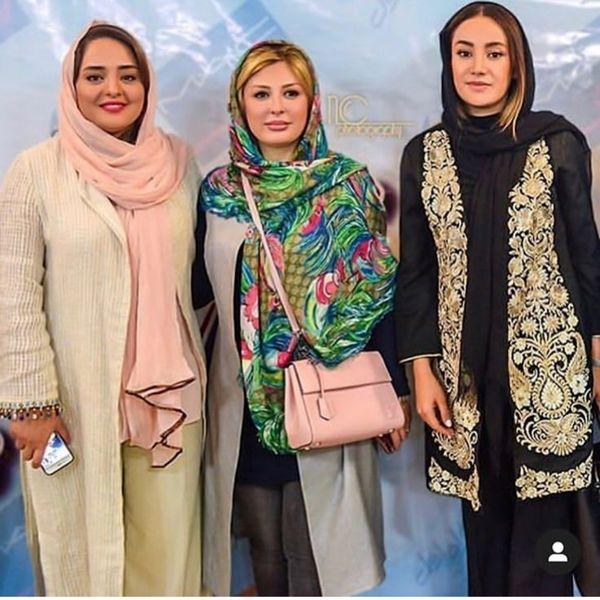 عکس جدید سه خانم بازیگر