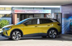 قیمت اتومبیل کوچک الکتریکی جدید شرکت فولکس واگن