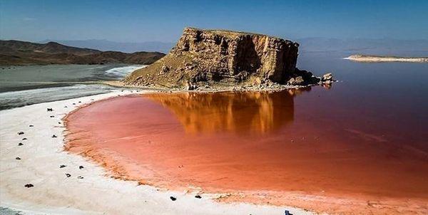 احیای کند دریاچه ارومیه