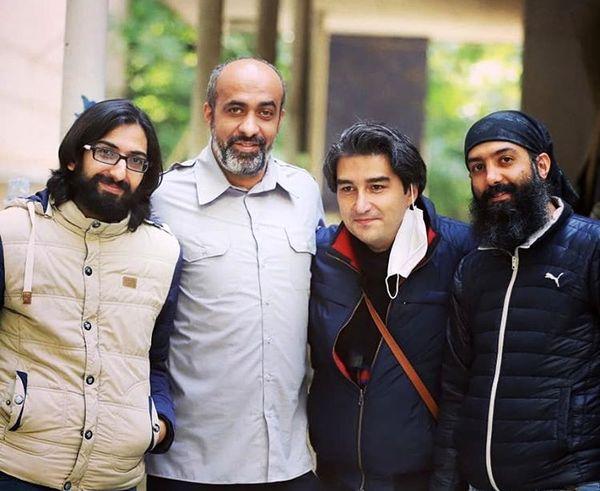 فیلم جدید پیمان احمدی نیا + عکس