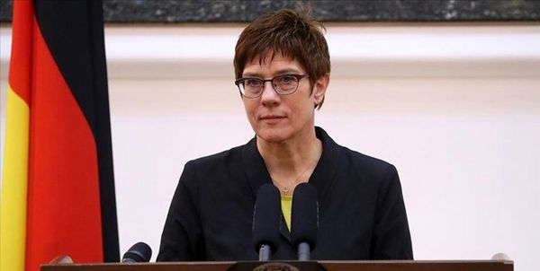 انتقاد تند آلمان از روسیه