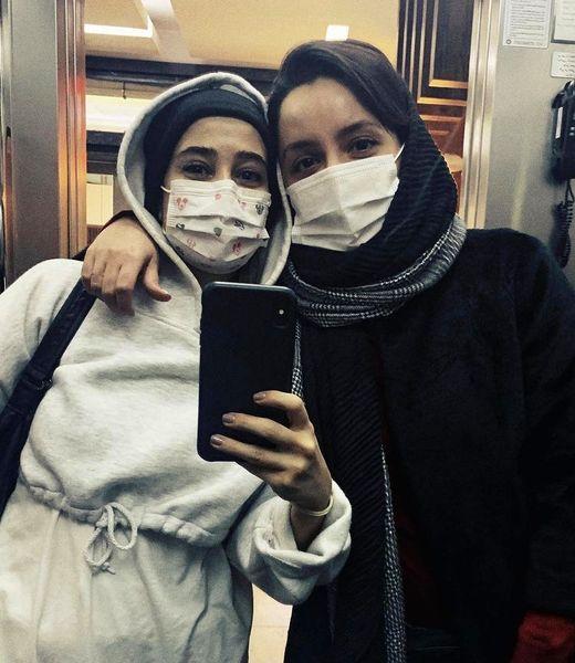 دوست صمیمی های سینمای ایرانی + عکس