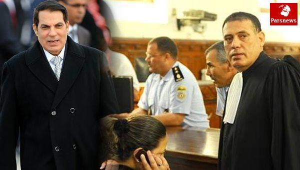 محکومیت بن علی به پنج سال زندان