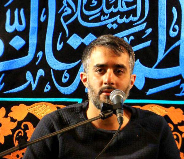 مناجات شعبانیه با صدای محمد حسین پویانفر