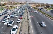 ترافیک بیپایان در جادههای شمال