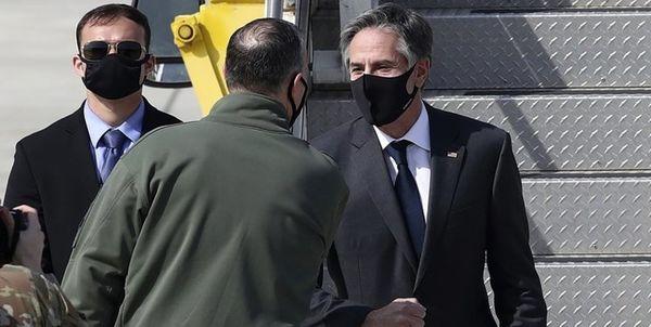 دیدار وزیر خارجه آمریکا با همتای کره جنوبی خود در سئول