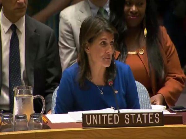 آمریکا: نشست های شورای امنیت درباره فلسطین محکوم به شکست است