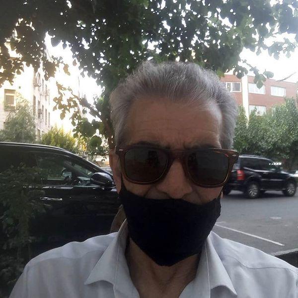 استایل محمد شیری در خیابان + عکس