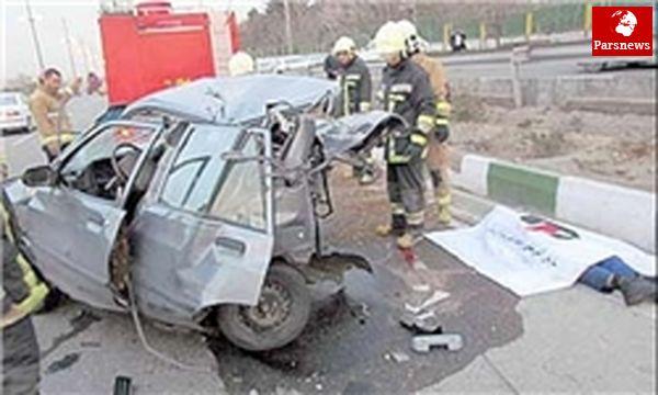 """ریاض: سانحه رانندگی در تهران"""" اتفاقی"""" بود"""