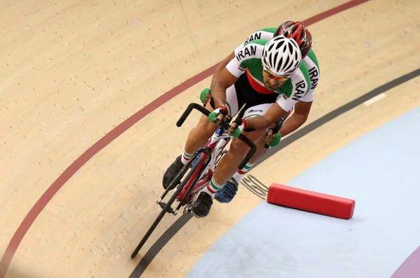 جایگاه چهارمی تیم دوچرخهسواری در پاراآسیایی