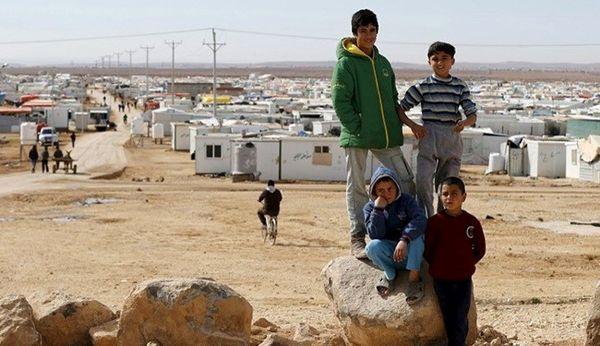 مرگ 2 کودک آواره سوری در سرمای اردن