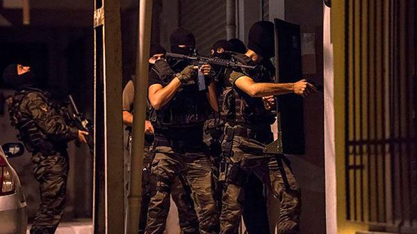 22 عضو پ.ک.ک در ترکیه دستگیر شدند