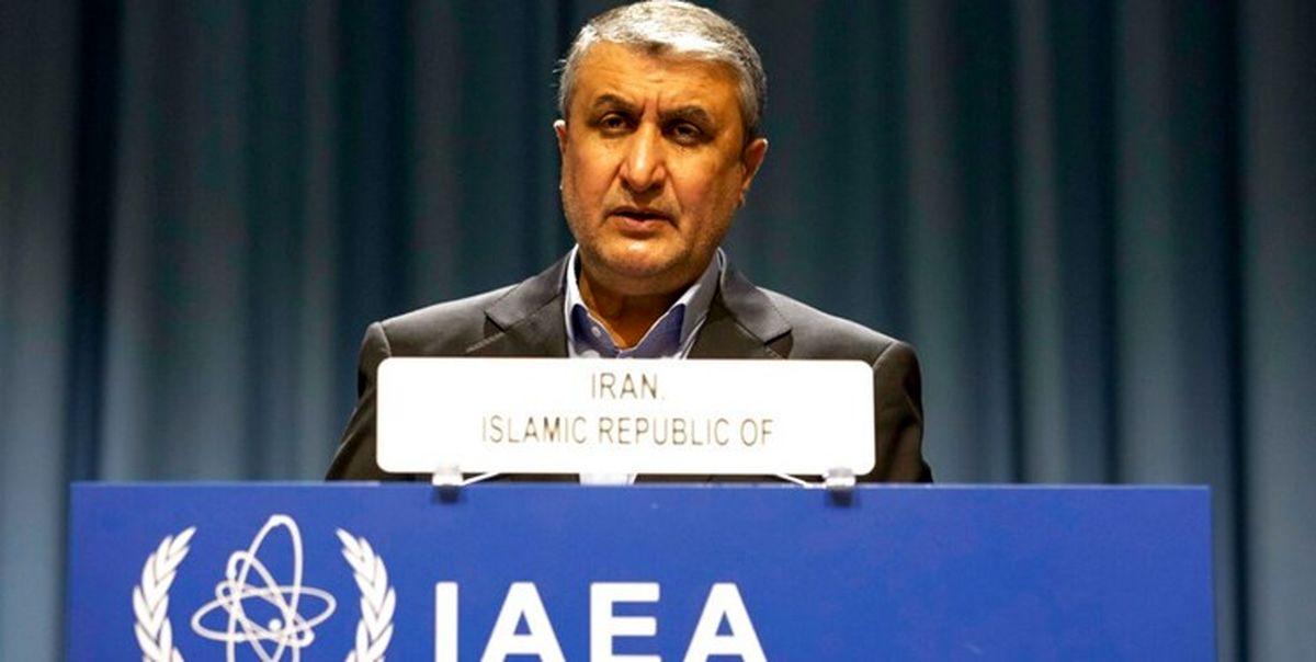 محمد اسلامی: آمریکا فوراً تحریم ها را لغو کند و به برجام برگردد
