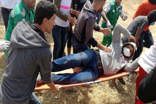 سازمان عفو بین الملل خواستار توقف خشونتها علیه فلسطینیان شد