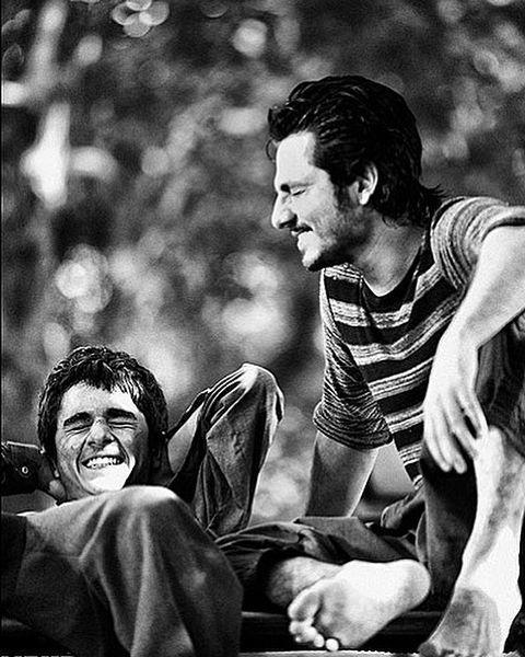 خنده های از ته دل برادران غزالی + عکس