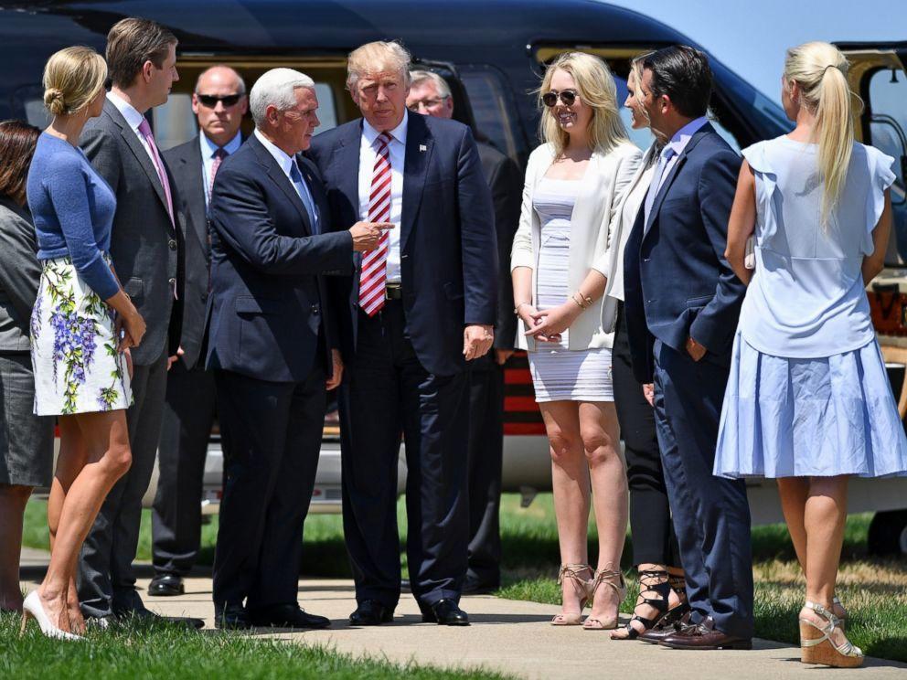 خانواده ترامپ2