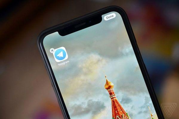 حکم دادگاه برای مسدود شدن تلگرام در روسیه