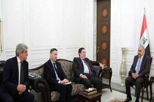 حامی عراق در برابر تاثیرات تحریم های آمریکا علیه ایران هستیم