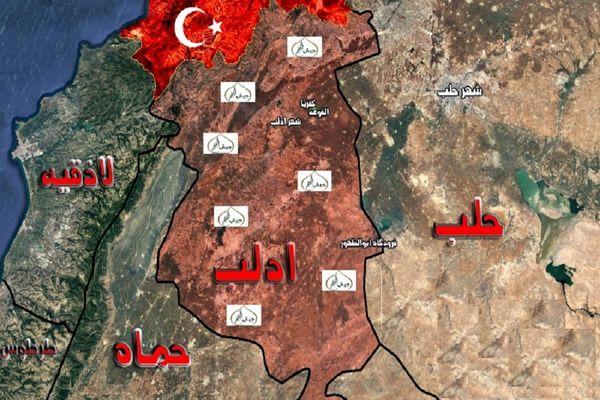 روسیه و ترکیه بر سر اجرای توافق ادلب سوریه اختلاف دارند