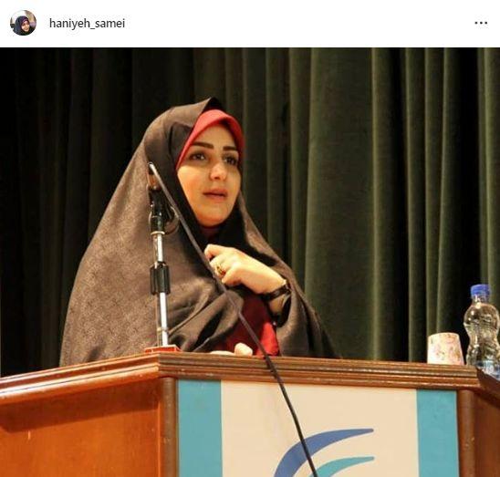 دلیل مشاور وزیر ارتباطات برای حجاب