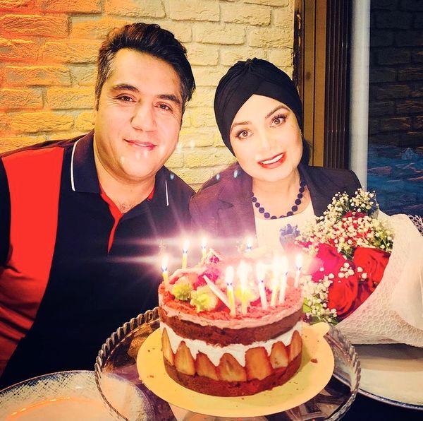 تولد صبا راد در ترکیه + عکس