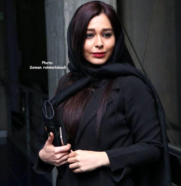 سانیا سالاری در اکران خیریه فیلم اصغر فرهادی