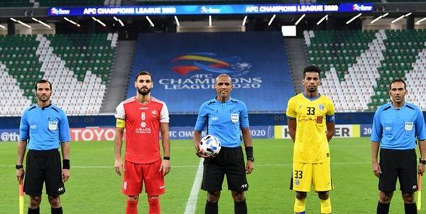 جریمه نقدی تیم سعودی به دلیل استعمال دخانیات مقابل پرسپولیس