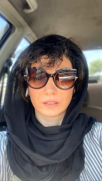 ظاهر ژولیده مینا وحید + عکس
