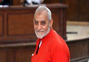 کاهش حکم حبس ابد رهبر اخوانالمسلمین به ۱۰ سال