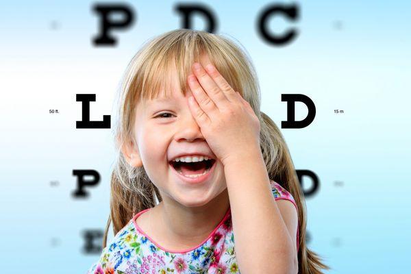 زمان طلایی برای معاینه چشم کودکان