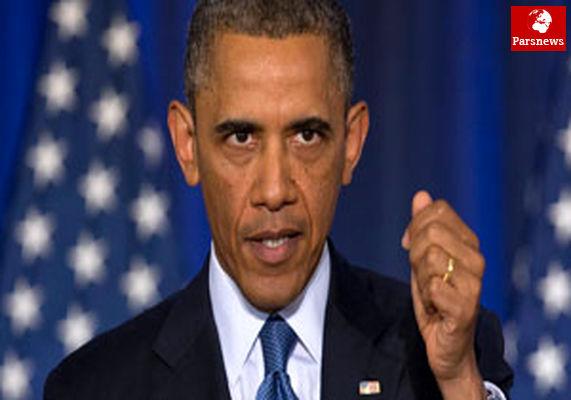 اوباما سر افعی است