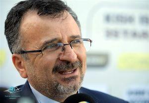 داورزنی دیگر نایب رئیس آسیا نیست!+سند