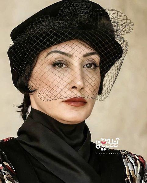 ظاهر اروپایی هدیه تهرانی + عکس