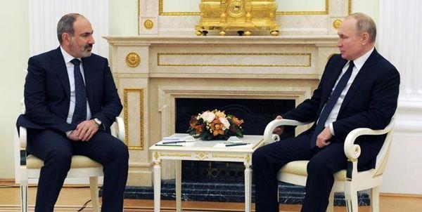 درخواست ارمنستان از روسیه درباره قره باغ