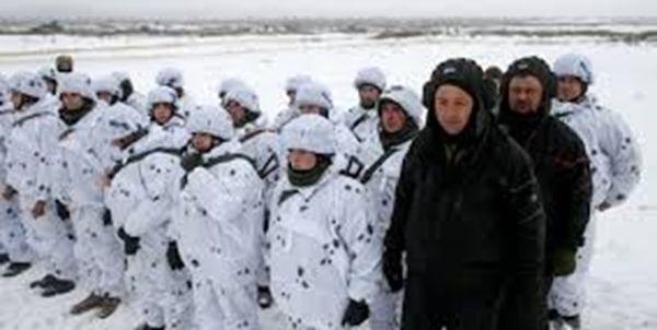 اوکراین نیروهای ذخیره خود را برای استقرار در مرز با روسیه فرا خواند