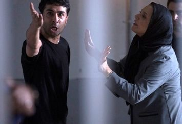 تجربه لذت بخش حسین مهری از همکاری با شبنم مقدمی