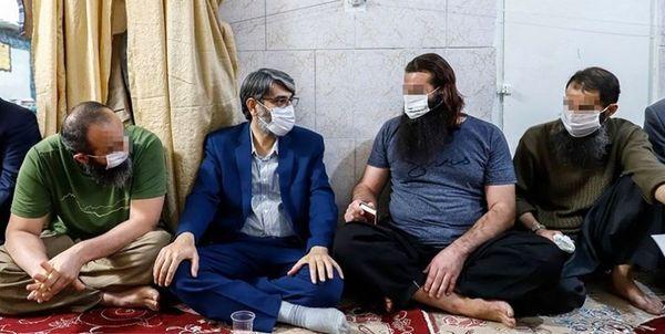 تاکید رئیس سازمان زندانها بر اجرا طرح غربالگری سلامت زندانیان