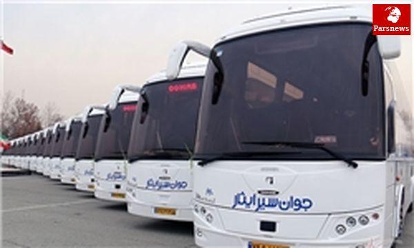 ورود 20 دستگاه اتوبوس VIP به ناوگان مسافری جادهای