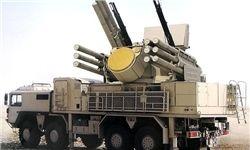 تقویت سامانه دفاع هوایی سوریه