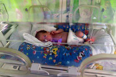 قل سوم ( قل C ) / بخش مراقبت های ویژه نوزادان ( NICU 2 ) بیمارستان حضرت زینب(س) شیراز