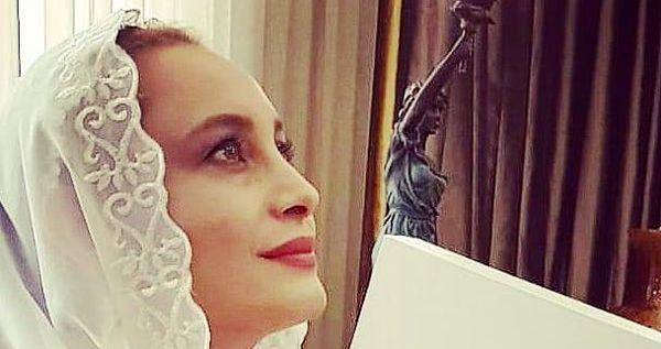 عکس جدیدی از مراسم عقد «مریم کاویانی»