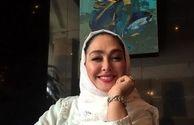 استایل دخترونه الهام حمیدی+عکس