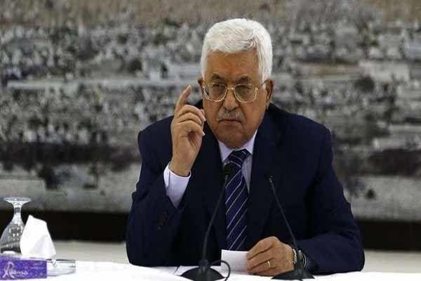 «محمود عباس» با «میخائیل بوگدانوف» دیدار کرد