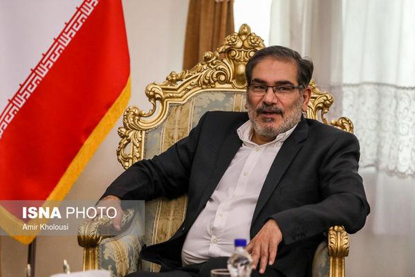 شمخانی: ایران همچون همه مراحل سخت گذشته در کنار مردم و حاکمیت عراق خواهد بود