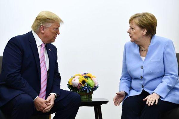 ترامپ: چه معنایی دارد آمریکا از آلمان حفاظت کند!