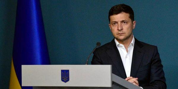 رئیسجمهور اوکراین ایران را تهدید کرد