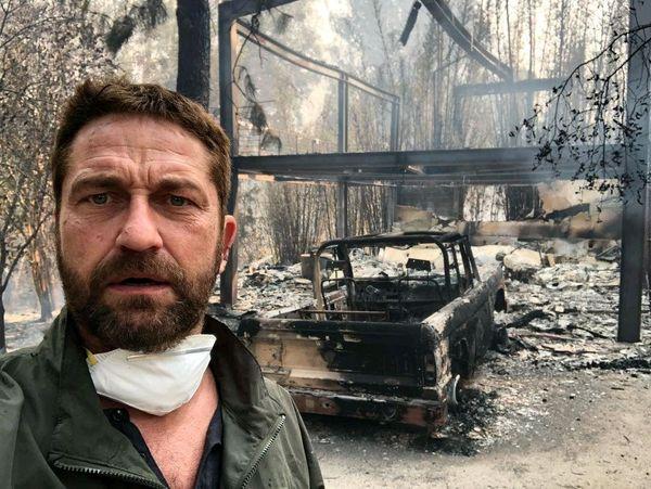 در آتشسوزی کالیفرنیا خانه کدام ستارگان هالیوود در آتش سوخت؟
