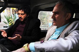 بیژن بنفشه خواه و نیما شاهرخ شاهی در کنار هم + عکس