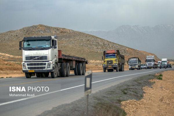 دلیل تشکیل صف کیلومتری کامیون در مرز بازرگان + فیلم