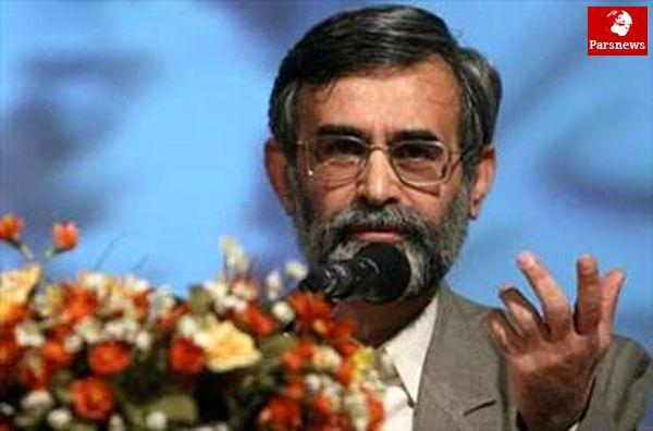 احمدی نژاد با امام زمان برمی گردد